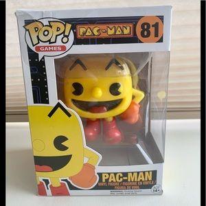 Funko POP Games PAC-MAN #81